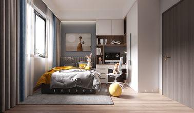 5-10万100平米三中式风格卧室设计图
