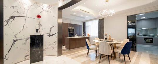 豪华型140平米四室三厅轻奢风格客厅欣赏图