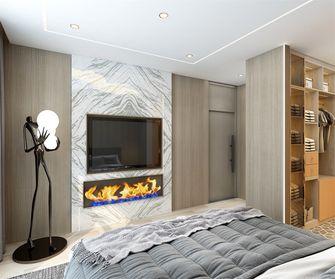 豪华型140平米四现代简约风格卧室图片