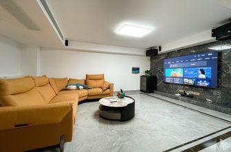 豪华型140平米别墅美式风格影音室欣赏图