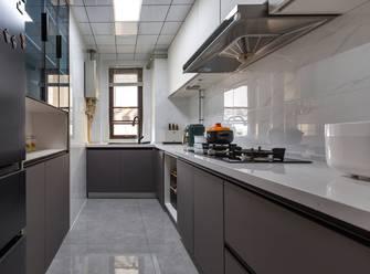 110平米三北欧风格厨房图