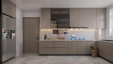 豪华型130平米三室两厅中式风格厨房效果图
