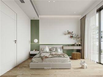 豪华型140平米别墅现代简约风格卧室图