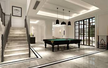 140平米别墅美式风格健身房装修图片大全