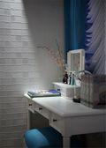 豪华型70平米三室一厅北欧风格梳妆台欣赏图