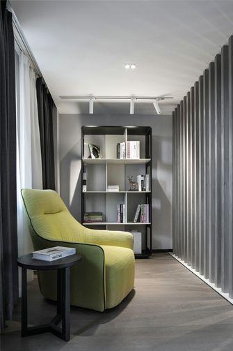 豪华型130平米复式现代简约风格书房装修案例