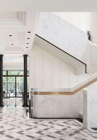 20万以上140平米别墅欧式风格楼梯间效果图