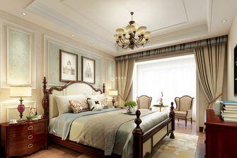 经济型140平米四美式风格卧室设计图