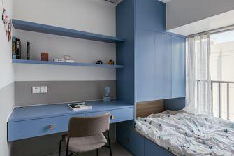 经济型110平米现代简约风格卧室设计图