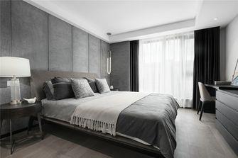 豪华型130平米复式现代简约风格卧室装修案例