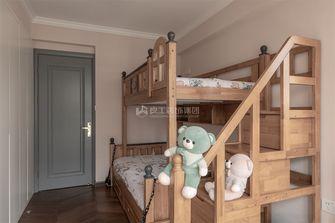 富裕型130平米四室两厅现代简约风格青少年房图
