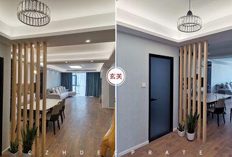 5-10万140平米四室两厅现代简约风格玄关效果图