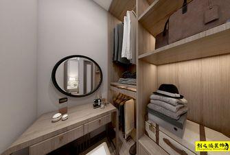 15-20万140平米四室两厅中式风格衣帽间欣赏图