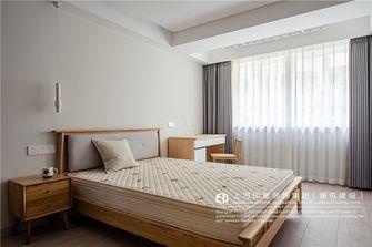 富裕型60平米一室一厅日式风格卧室效果图