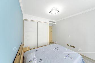 10-15万90平米北欧风格卧室图