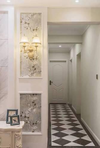 四室两厅欧式风格走廊图