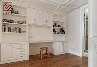 20万以上140平米别墅美式风格书房图片