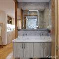 3万以下120平米三室一厅现代简约风格卫生间装修效果图