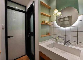 经济型80平米三室两厅新古典风格卫生间欣赏图