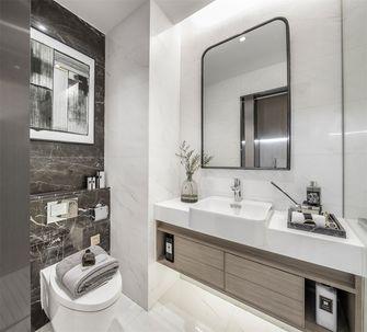 15-20万60平米一室一厅轻奢风格卫生间装修案例
