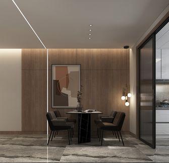 140平米四现代简约风格餐厅图
