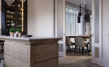 110平米现代简约风格厨房装修案例