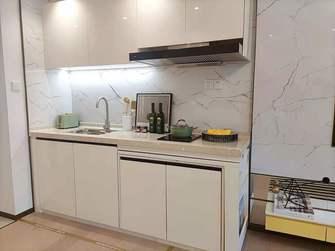经济型30平米以下超小户型现代简约风格厨房装修图片大全