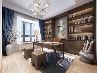 豪华型140平米四中式风格书房设计图