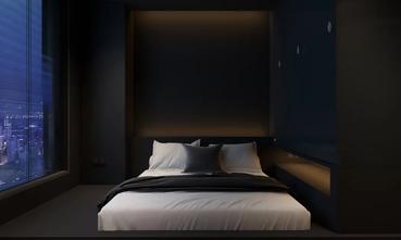 60平米公寓工业风风格卧室效果图