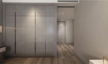 富裕型140平米三室两厅现代简约风格衣帽间效果图