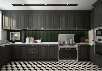 20万以上100平米混搭风格厨房图