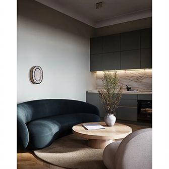 3万以下40平米小户型欧式风格客厅欣赏图