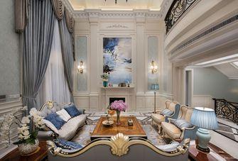 三欧式风格客厅设计图