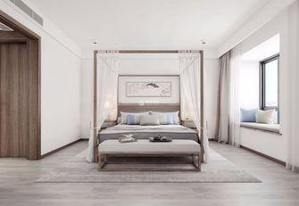 10-15万140平米别墅中式风格卧室设计图