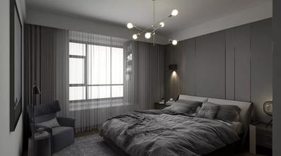 经济型70平米一室一厅港式风格卧室图片