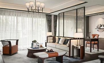 5-10万100平米三室两厅新古典风格客厅装修案例
