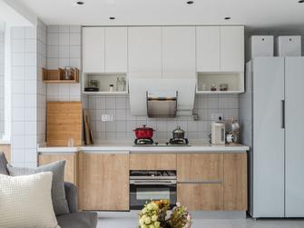 15-20万70平米公寓日式风格厨房装修案例