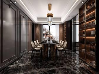 豪华型140平米三室两厅法式风格餐厅效果图