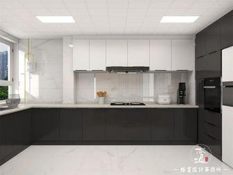 富裕型140平米三室两厅法式风格厨房效果图