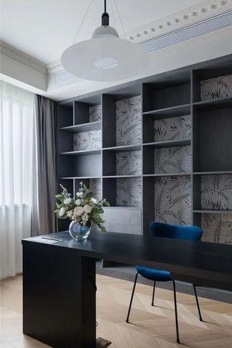 5-10万140平米三室两厅欧式风格书房效果图
