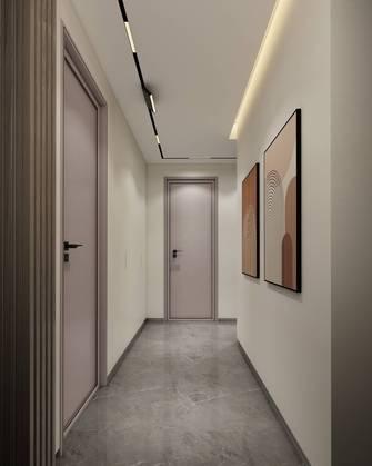 富裕型130平米轻奢风格走廊装修效果图