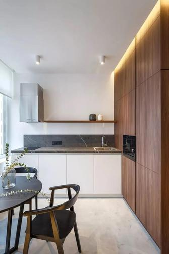 3万以下30平米超小户型现代简约风格餐厅效果图