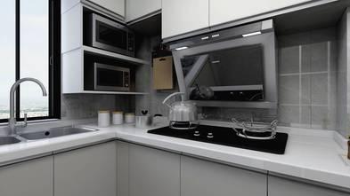 10-15万40平米小户型现代简约风格厨房图片大全