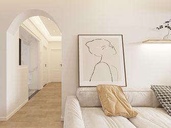 90平米三现代简约风格走廊效果图