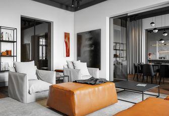 豪华型140平米四工业风风格客厅欣赏图