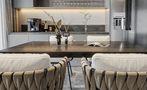 30平米以下超小户型现代简约风格餐厅装修效果图