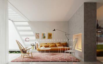 20万以上140平米四室两厅现代简约风格阳光房欣赏图