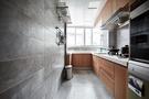 10-15万80平米三室两厅现代简约风格厨房图片