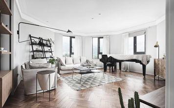 15-20万130平米四室两厅北欧风格客厅效果图