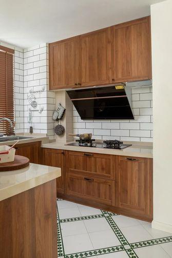 5-10万80平米新古典风格厨房装修效果图